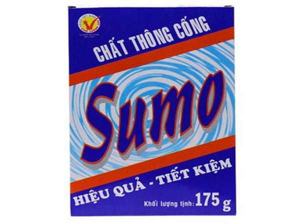 Thuốc thông bồn cầu Sumo